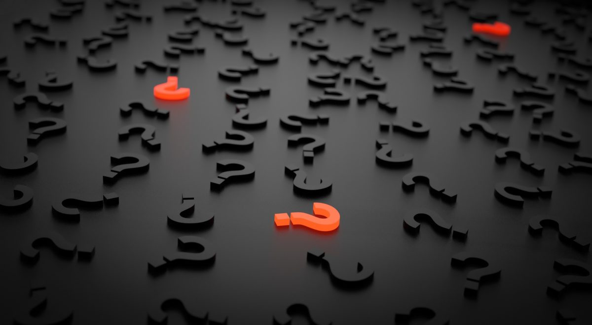 Question marks, querying from https://pixabay.com/en/question-mark-important-sign-1872665/