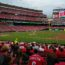 Great American Ball Park for a Reds baseball game